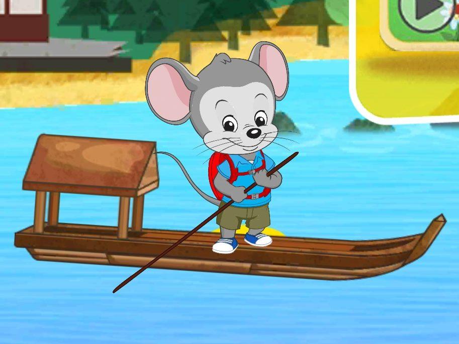 キャラクターのABC Mouse
