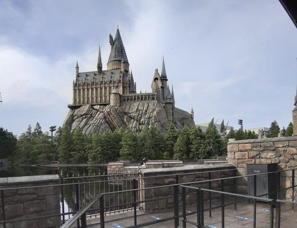 ハリー・ポッターのお城