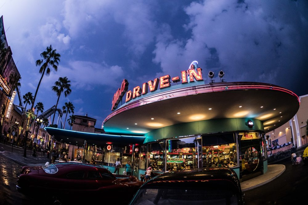 ハリウッド・エリア